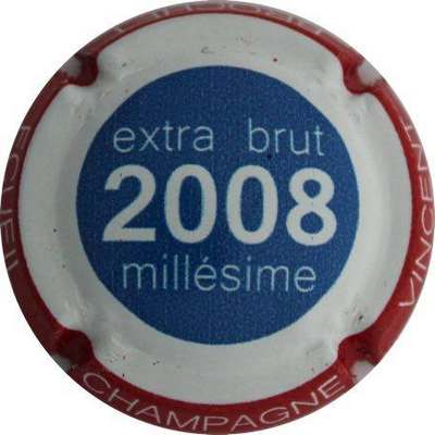 N°07 Extra brut, millésime 2008